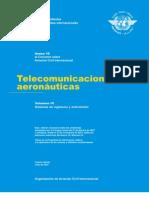 Anexo 10 Telecomunicaciones Aeronaúticas Volumen 4
