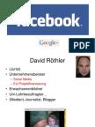 Facebook Google+ Twitter Webinar September2012