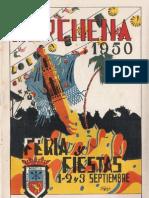 Revista de Feria de 1950