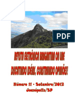 Revista Eletrônica Bragantina On Line - Setembro/2012