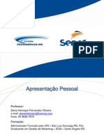 Apostila - Auxiliar Administrativo - Rotinas Trabalhistas