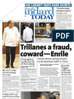 Manila Standard Today - Thursday (September 20, 2012) Issue
