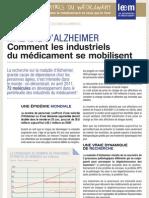 Les Essentiels - Maladie Alzheimer