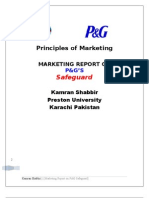 40062700-MARKETING-REPORT-ON-P-G'S-Safeguard