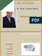 Estudian La Unicidad Con El Hermano Alvaro