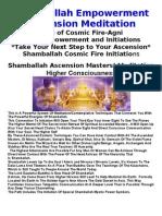 Shamballah Ascension Writeup BEST FINAL Version New Asia 222