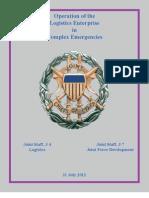 Operation of the Logistics Enterprise