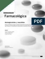 Aminoglucosidos y Macrolidos