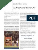 Hotspots Family Report - Briarpatch-R Misty
