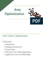 Modified Collaborative Ant Colony
