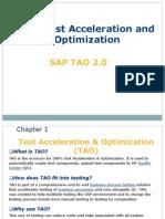 SAP TAO 2.0 Material