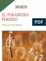 El Paradigma Perdido Edgar Morin 208