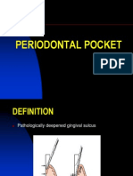 1 - The Periodontal Pocket