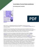 A Solution to Achieve Social Welfare; Fluxcity Prefabricated - Modular Building System