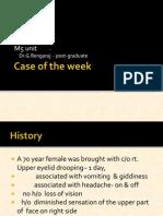 Cavernous Sinus-August m5 by dr.rengarajan