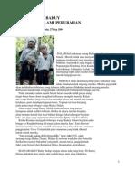 Perubahan Sosial pada masyarakat Baduy