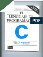 El Lunguaje de Programacion C