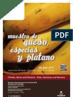 Cartel - Muestra Gastronómica Secretos Isla Baja