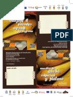 Sobremesa - Muestra Gastronómica Secretos Isla Baja