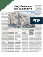 Contaminacion Aire Oroya