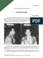 Mate Cosido - Hugo Chumbita