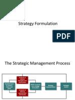 Strategy Formulation v2 9-4-12