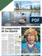 Etnia Amazonica Shawis