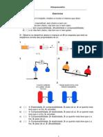 Exercícios fundamentos da pneumática e tratamento do ar