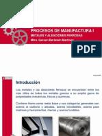 003 Metales y Aleaciones Ferrosas