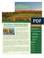 Rural Futures Newsletter FALL 2012