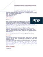Struktur Biaya Produksi Sebuah Kapal Dr Sudut Pandang Pengelasan