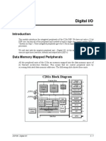 TMS320F2812 - Digital I/O