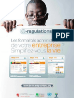 UNCTAD - Affiche Eregulations P3