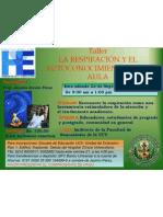 Taller LA RESPIRACIÓN Y EL AUTOCONOCIMIENTO EN EL AULA(1)