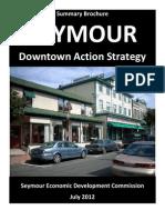 Seymour EDC Downtown Action Plan