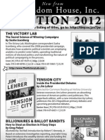 Election 2012 Chonicle Ad