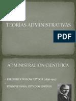 Teoria Administrativa q.i