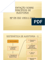 Orientacoes Sobre Principios Auditoria