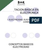 Capacitacion Basica en Electronica i