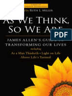 As We Think, So We Are - Excerpt