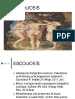 Escoliosis II