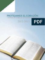 Programa Asamblea de Distrito 2012