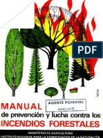 Manual Prevencion Incendios Forestales