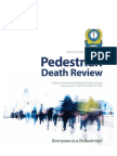 Office of the Chief Coroner of Ontario - Pedestrian Death Review