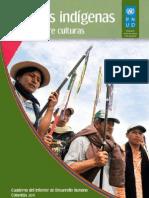 Cuaderno indigenas Informe Desarrolllo Humano Colombia 2012