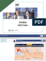 Catalog Istorie Rom