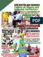 LE BUTEUR PDF du 20//09/2012