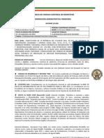 INFORME COORDINACION ADM FINANCIERA AUCM AGOSTO 2012