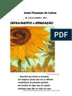 Forum Letras 2011