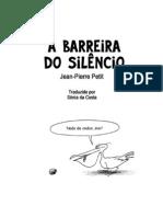 A barreira do silêncio
